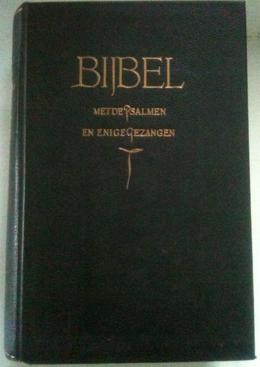 Bijbel met de Psalmen en enige gezangen