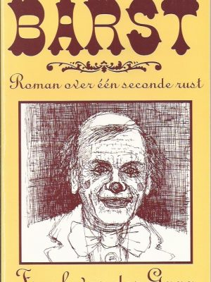 Barst, roman over één seconde rust-Frank van der Gaag-9071864561