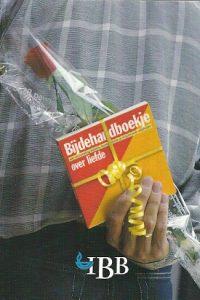 Bijdehandboekje over liefde 903231260x