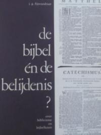 De Bijbel en de belijdenis