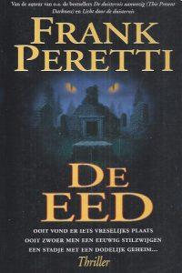 De Eed-Frank Peretti-9063180799-9789063180799