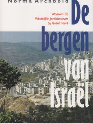 De bergen van Israel 9073895219