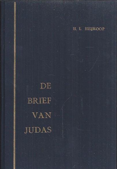 De brief van Judas - H.L. Heijkoop