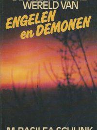 De onzichtbare wereld van Engelen en Demonen M Basilea Schlink 9060674154 9789060674154
