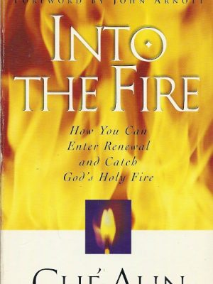 Into The Fire Che Ahn 0830721495
