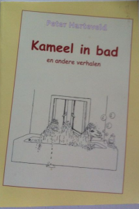 Kameel in Bad