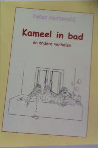 Kameel in Bad