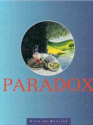 PARADOX 14 tableaus met poëzie Otto de Bruijne