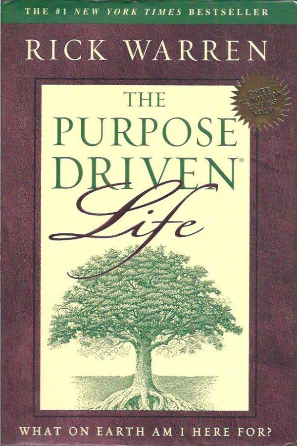 The Purpose Driven Life Richard Warren Hardcover