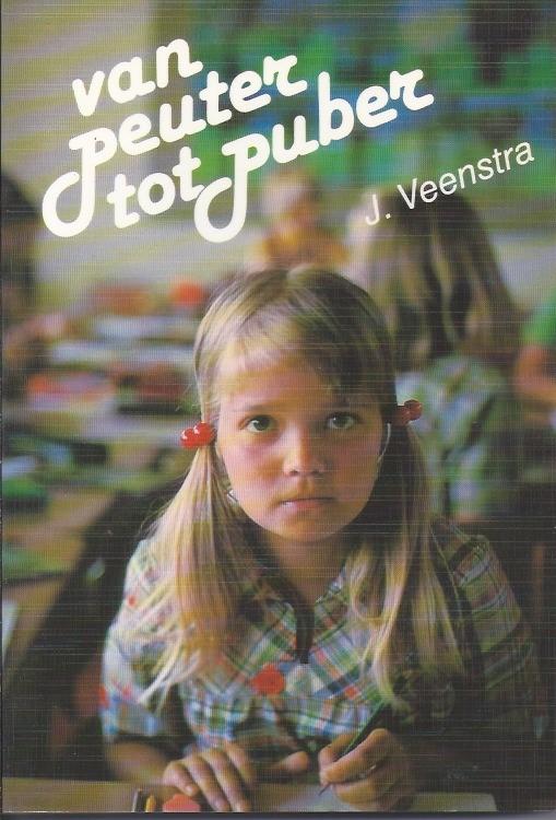 Van peuter tot puber-J. Veenstra-9060478622