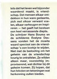 Wonderbaarlijk Vriendschap is geluk hebben - Hans Bouma (23e druk) - Tweedehands OA-83