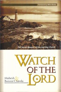 Watch Of The Lord Maheshen Bonnie Chavda