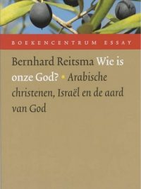 Wie is onze God Bernhard Reitsma