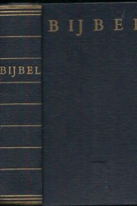 Bijbel NBG 1961 kaft