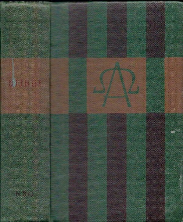 Bijbel NBG 1967 kaft