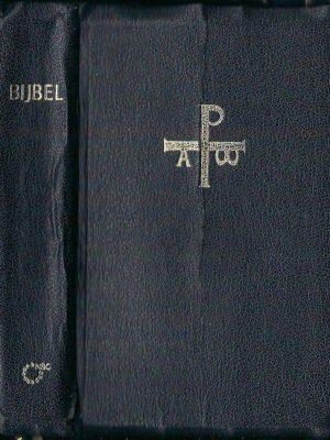 Bijbel NBG 1987 leer kaft