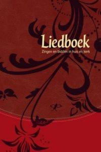 Liedboek rood kunstleer  9491575074