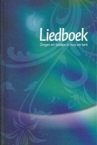 Liedboek, zingen en bidden in huis en kerk-blauw groen-2013-9789491575013