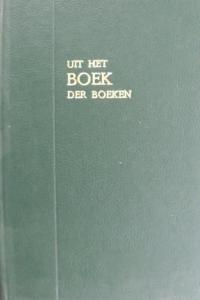 Uit het boek der boeken NBG