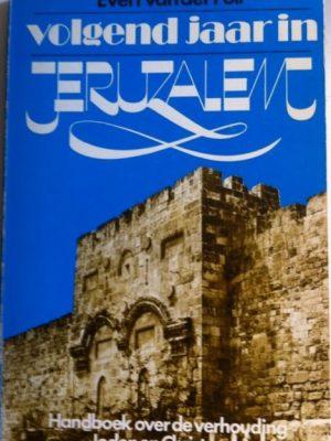 Volgend jaar in Jeruzalem Ever vd Poll