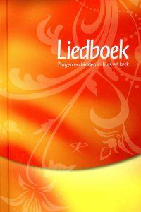 liedboek  roodgeel 9491575007