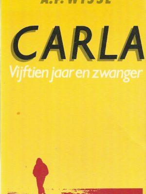 Carla Vijftien jaar en zwanger