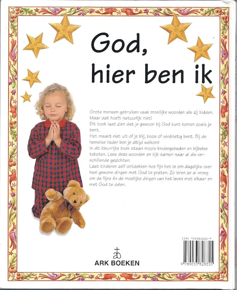 Super God, hier ben ik : 70 gebeden van en voor kinderen - Glenda Trist HX-89