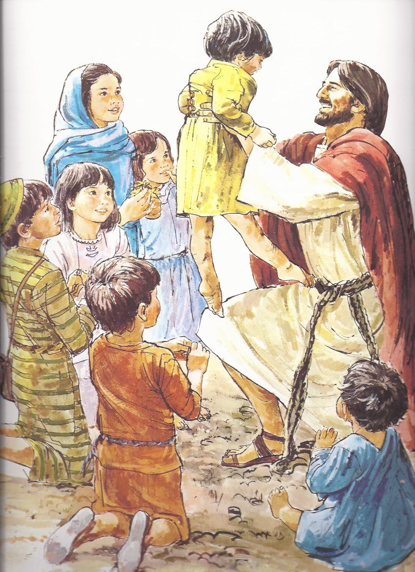 jezus vriend kinderen richard en frances hook