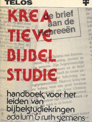 Kreatieve Bijbelstudie