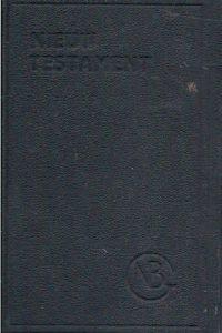 Het Nieuwe Testament NBG 1928