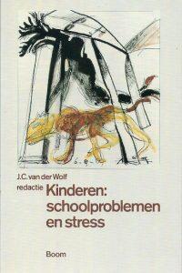 Kinderen schoolproblemen en stress