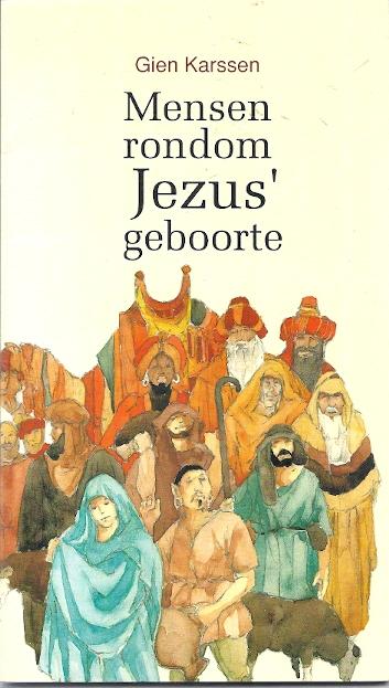 Mensen rondom JEZUS geboorte