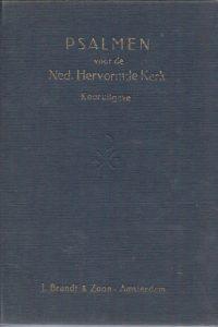 Psalmen voor de Ned. Hervormde Kerk 1938
