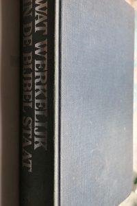Wat werkelijk in de bijbel staat een nieuw licht op het Boek der Boeken Manfred Barthel 9051210485 9789051210484
