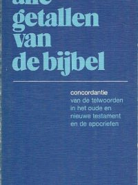 Alle getallen van de bijbel