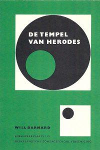 De Tempel van Herodes Will Barnard