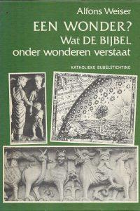 Een wonder Wat de Bijbel onder wonderen verstaat