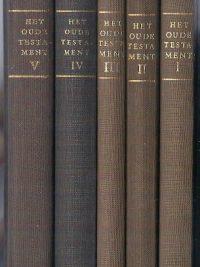 Het Oude Testament Katholieke Bijbelstichting