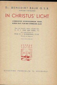 In Christus Licht