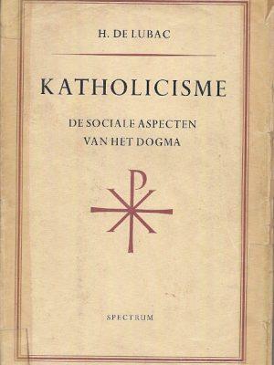 Katholicisme de sociale aspecten van het dogma