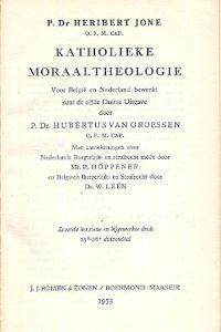 Katholieke moraaltheologie