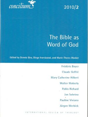 The Bible as Word of God Concilium 2010 2