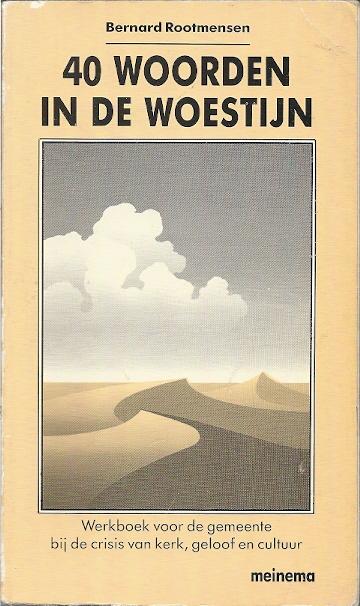 40 woorden in de woestijn Werkboek voor de gemeente