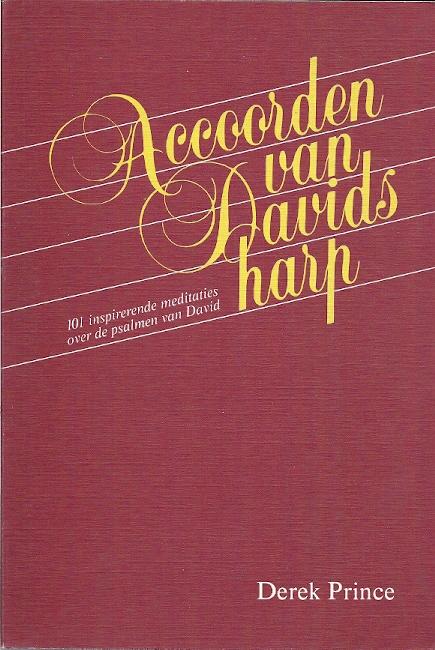 Accoorden van Davids harp 101 inspirerende meditaties