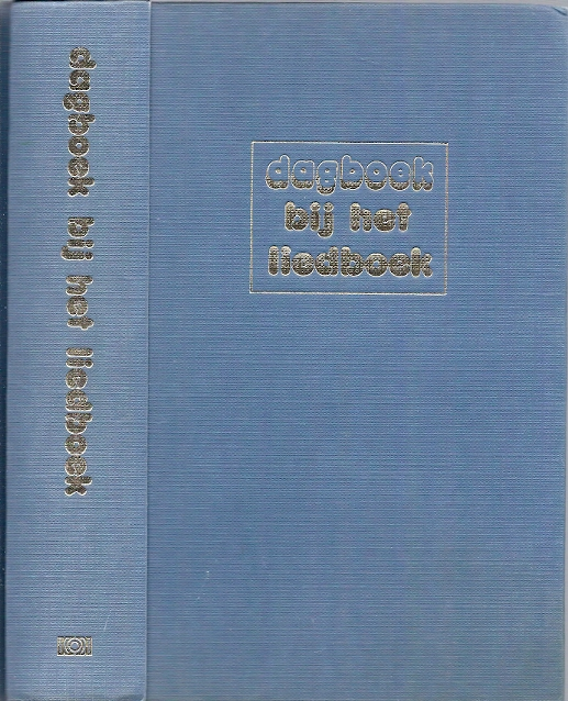 Dagboek bij het liedboek