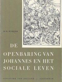 De openbaring van Johannes en het sociale leven