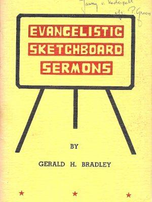 Evangelistic Sketchboard Sermons