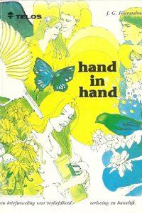 Hand in Hand een briefwisseling over verliefdheid