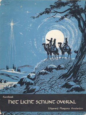 Het licht schijnt overal kerstboek 1960