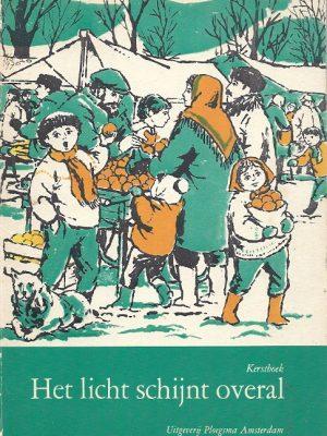 Het licht schijnt overal kerstboek 1970